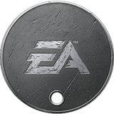 Battlefield 1 EA Dog Tag