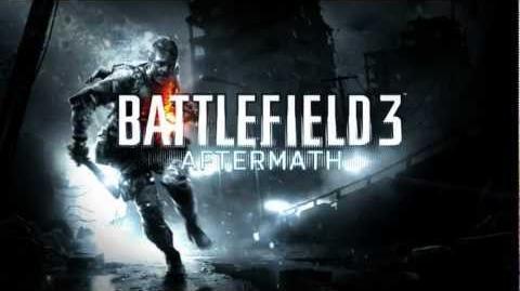 Battlefield 3 Aftermath premier trailer officiel