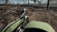 BF1 MC 3.5HP Sidecar Passenger First Person