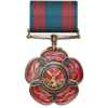 Order of the Mailed Fist Medal