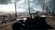 BF1 KFT Scout Third Person Left