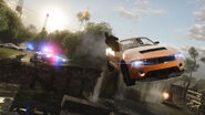 Battlefield Hardline 'Dukes of the Golden Gun' Screenshot
