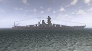 Yamato.Right view.BF1942