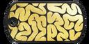 BF4 Premium Brain Matter Dog Tag