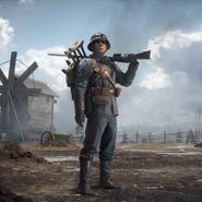 Battlefield 1 Austro-Hungarian Empire Medic Squad