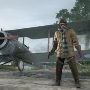 Battlefield 1 United States Pilot