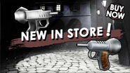 BFH Alien Pistols Promo