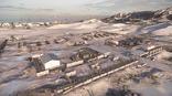 Bandar Desert Artillery Base Bird Eye View