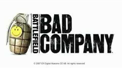 Battlefield Bad Company OST - Battlefield Theme