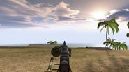 Chi-Ha.Gunner view.BF1942
