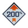 BF4 200 Boost Icon