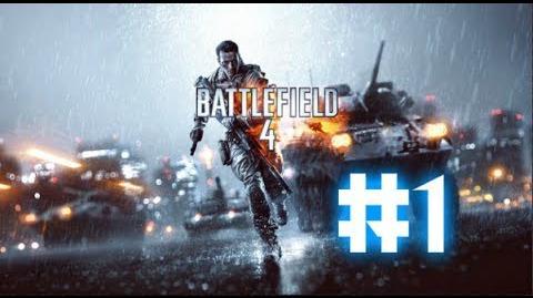 Battlefield 4 - Misión 1 - Bakú - Español-0