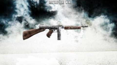 Battlefield Bad Company 2 - Thompson Sound