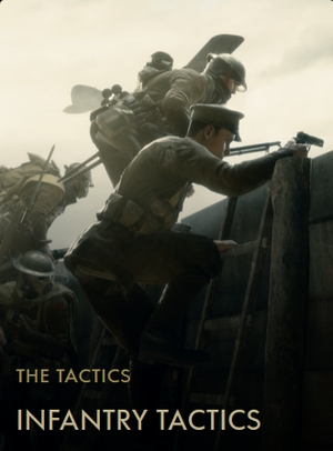 Infantry Tactics Codex Entry