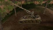 BFV M107 Self-Propelled Gun