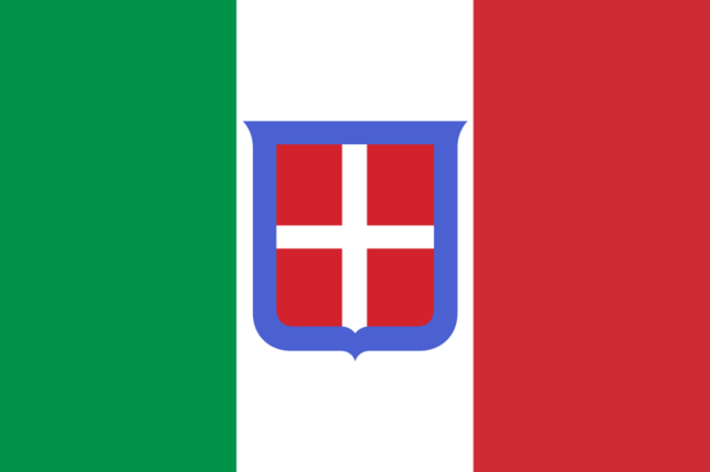 File:Flag of the Kingdom of Italy.png