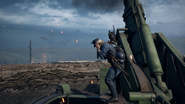 BF1 BL 9.2 Siege Gun Firing