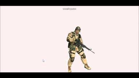 video battlefield 2 m16 animations battlefield wiki