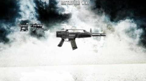Battlefield Bad Company 2 - XM8 Compact Sound