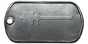 BF4 FIM-92 Stinger Master Dog Tag