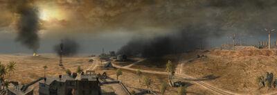 BF2 Op SmokeS creen-Panorama