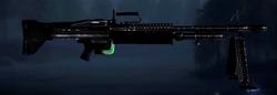 BFBC M60 Weapon