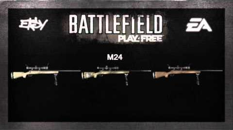 Battlefield Play4Free - Sniper Rifle Sounds