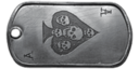 BF4 Ace Squad Medal Dog Tag