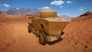 BF1 Romfell Armored Car OTM Back