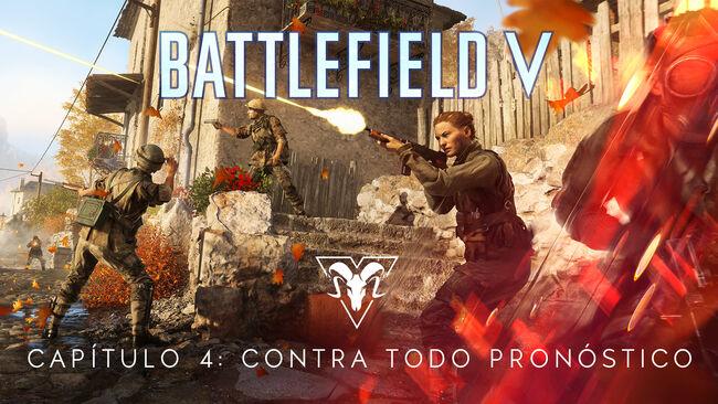 Battlefield V Capítulo 4 Contra todo pronóstico