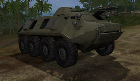 BF Vietnam vehicles BTR 60