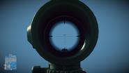Battlefield 3 M145 Optics