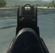 HK51 Iron Sights