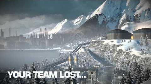 Port Valdez - U.S Defeat Scene