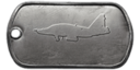 BF4 Su-25TM Frogfoot Master Dog Tag