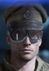 BFV Dust Raider Head