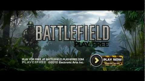 Battlefield Play4Free - New Map - Myanmar