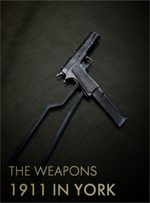 M1911 Extended Codex Entry