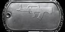 BF4 Type-95B-1 Master Dog Tag
