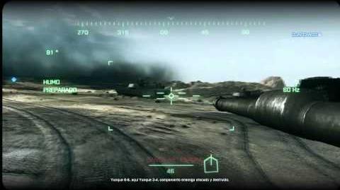 Battlefield 3 - Misión 7 Operación Carrera Del Trueno - Español - Walkthrough HD