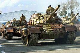 Type 72Z IRL