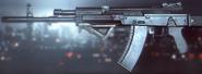 AK-12 Angled Grip Menu BF4