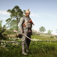 Battlefield 1 German Empire Cavalry Squad