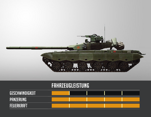 Type 99 mbt