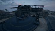 BF1 305-52 O Coastal Gun Back