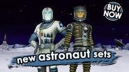 BFH Astronaut Sets Promo