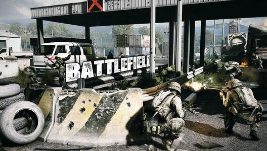 Battlefield3 wallpaper2