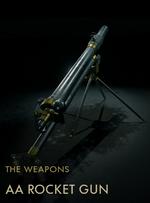 AA Rocket Gun (Codex Entry)