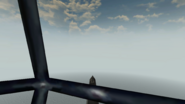 BF1942.Ju88 seat 2 gunner view