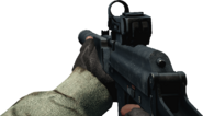 BFBC2 9A-91 Avtomat Red Dot Sights